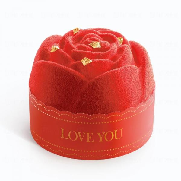 紅玫瑰The Rose ($128)