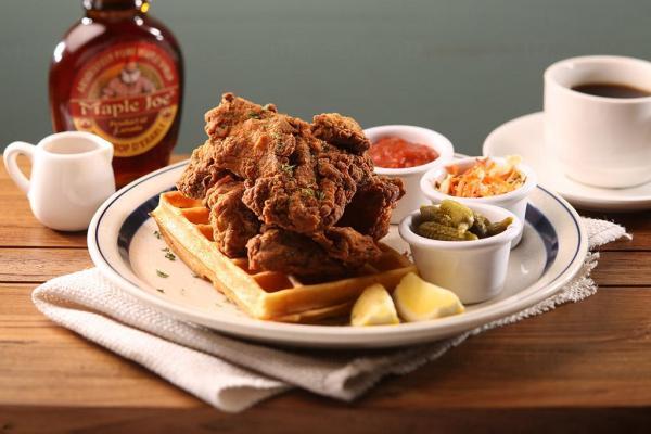 紐約日本大熱! Waffle Chicken銅鑼灣有得食