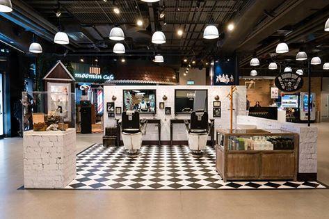 「LCX懷舊Barber Shop展覽」