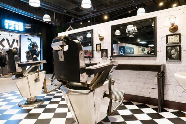 傳統美式理髮店(Barber Shop)