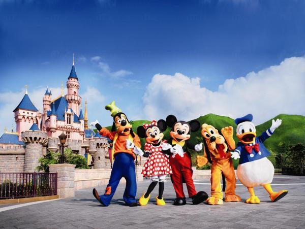 免費入園!2015迪士尼樂園會員生日優惠