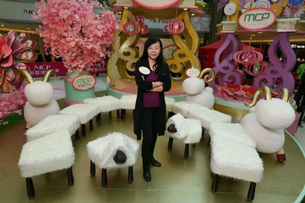 The HK Room「寄寓」創辦人陳麗喬