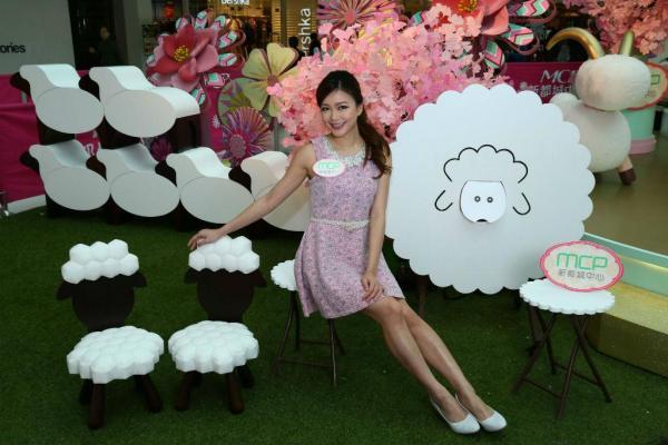 喜氣羊羊安樂窩 創意摺枱傢俱「羊」溢香港情懷