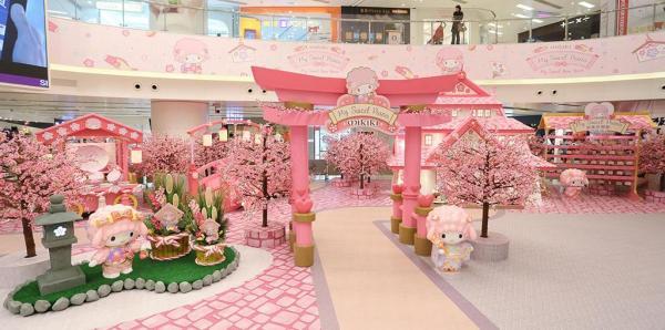 My Sweet New Year @Mikiki 春日庭園
