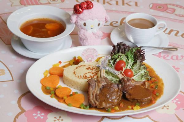 My Sweet Piano 羊年限定套餐 @Panash Bakery & Café $128