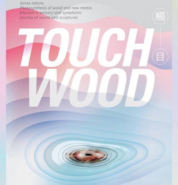 TouchWood「觸‧目」展覽