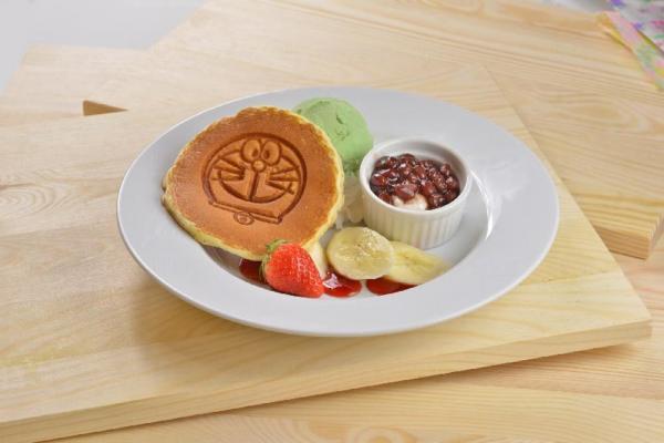 多啦A夢洋風甜品全餐$58
