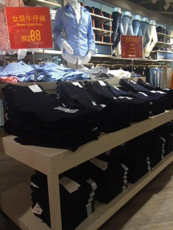 SPAO男女裝牛仔褲 新春價$88