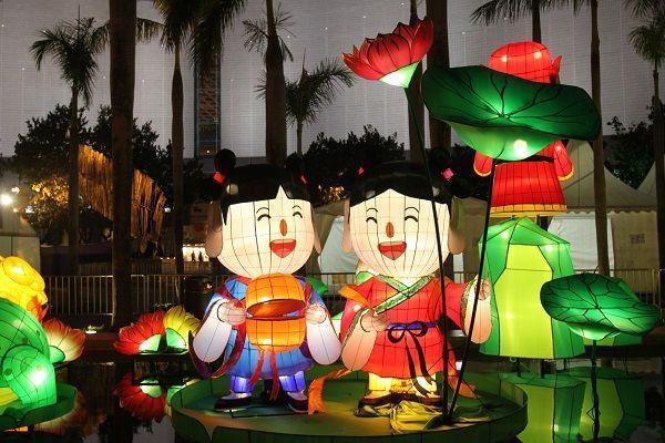 2015市區元宵綵燈會  (去年資料相片)
