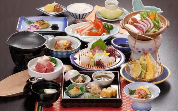 日本和食文化祭 免費試沖澠豚肉 (相片來源:網上圖片)