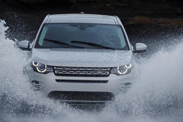 Land Rover新成員Discovery Sport