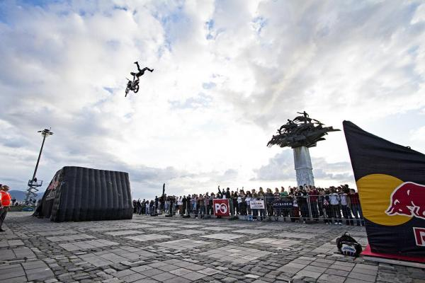 「Red Bull X-Fighters Jams」歷屆花絮