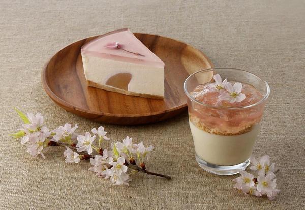 Café&Meal MUJI  春日限定櫻花甜品