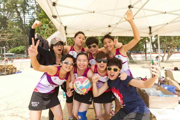 上屆保誠香港沙灘欖球賽相片圖:The Hong Kong Beach 5s facebook