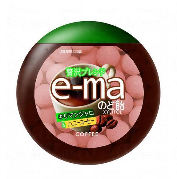 e-ma系列咖啡味糖果