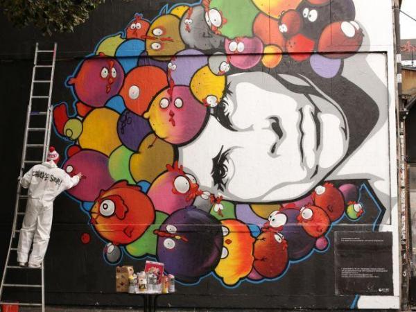 CEET FOUAD藝術展覽【侵略者】@法國五月 (圖: 法國五月官方網站)