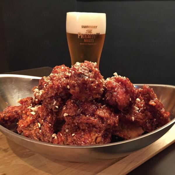 Chibee Chicken and Beer 免費請你食韓式炸雞
