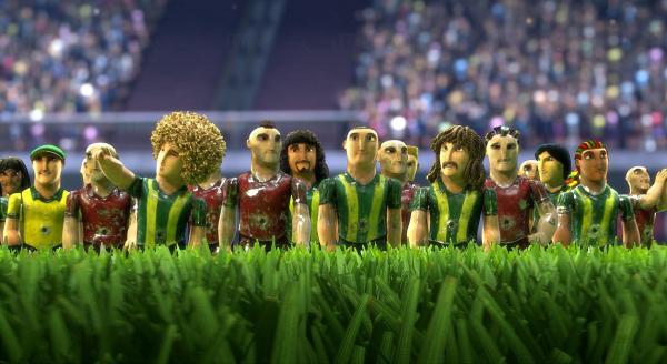 《足球小小將》FOOSBALL (圖:PMQ官方網站)