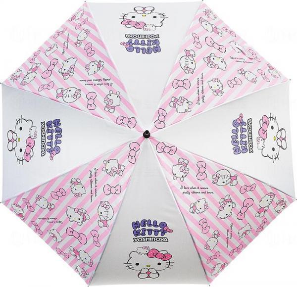 Hello Kitty雨傘