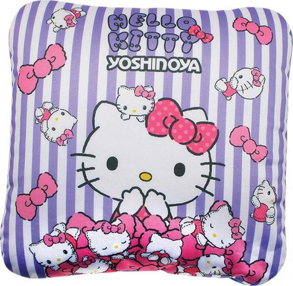 Hello Kitty泡沫粒子Cushion