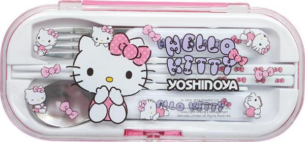 Hello Kitty餐具套裝
