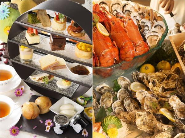 澳門喜來登酒店 自助晚餐買一送一 圖:FB@Sheraton Macao Hotel