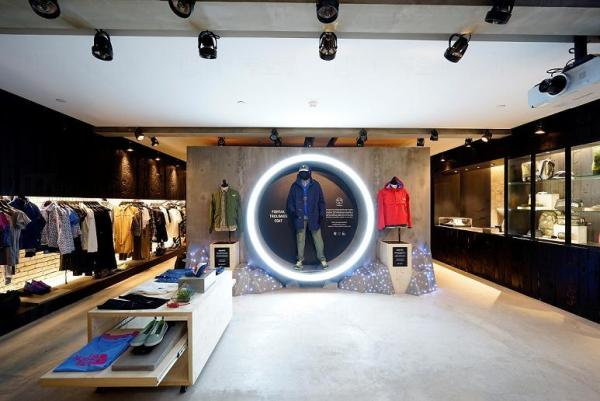 EXI.T x The North Face POP-UP Store (圖: 官方圖片)