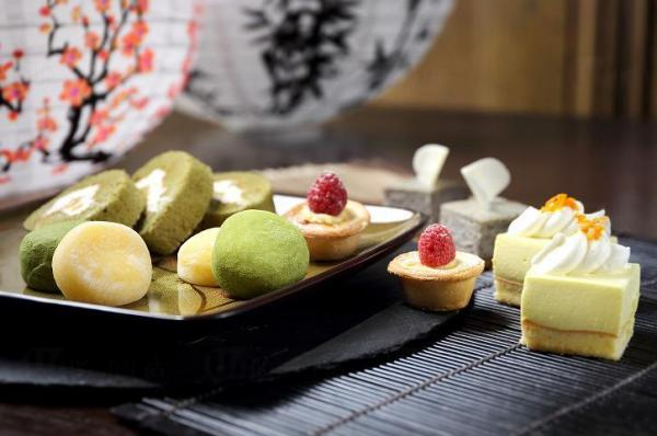 日、韓主題美食自助餐當然不可缺少一系列兩地精選甜品  (圖: 官方圖片)