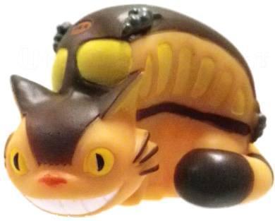 「橡子共和國時代廣場店」的限定貓巴士手指玩偶 (圖:FB@Donguri Republic)