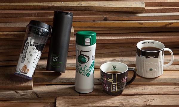 15周年限定 Starbucks杯