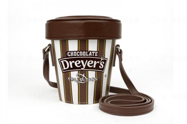 :CHOCOOLATE x DREYER'S D-COLLECTION®斜孭袋