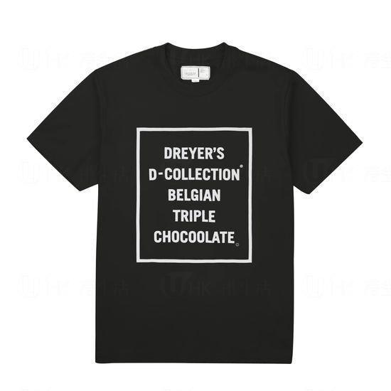:CHOCOOLATE x DREYER'S D-COLLECTION®圖案tee
