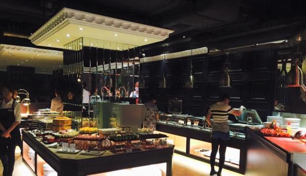 The Luxe進駐尖沙咀iSQUARE $208超值自助餐任食生蠔 (圖:Facebook @ The LUXE)
