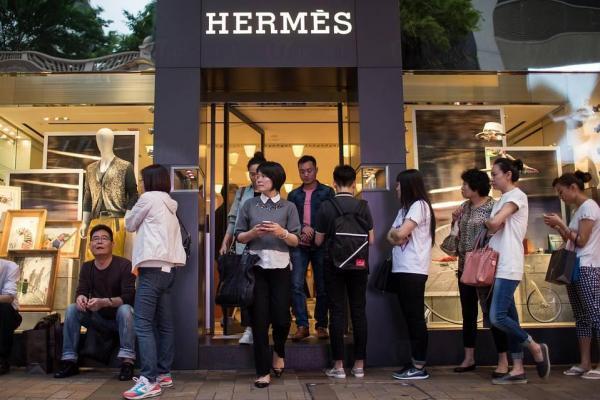 Hermès開倉低至5折 只限兩天 (圖:WSJ)