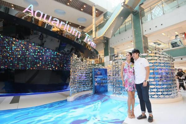 全港首個室內互動水族館 登陸沙田 (圖:官方提供)
