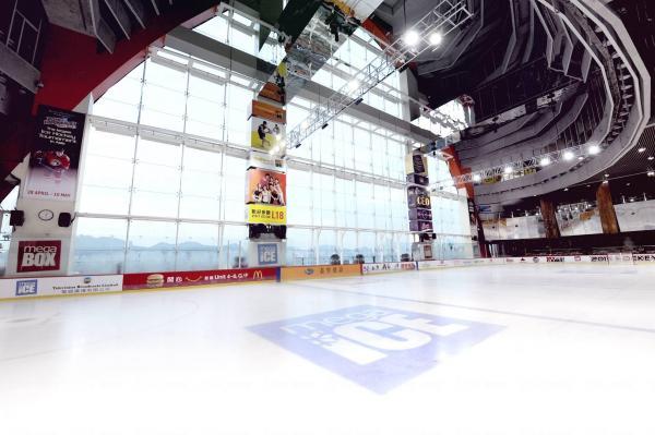Mega Box溜冰 學生買一送一 (圖:FB@Mega Ice)