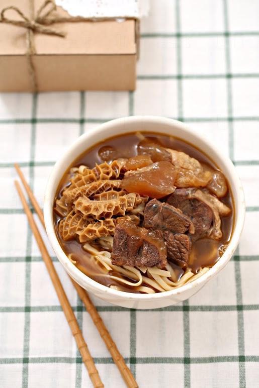 珍苑牛肉麵