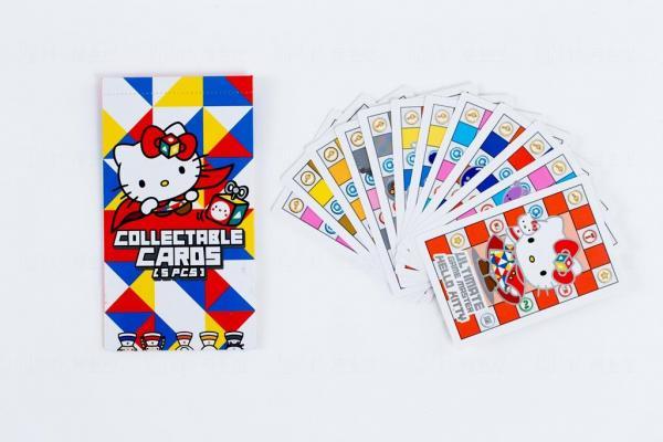 Game Master 收藏卡 (一包5張,隨機派發,全套12款)