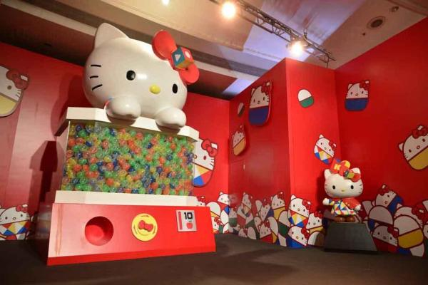 Sanrio年度展覽8月開幕 預覽Pop-up Store精品