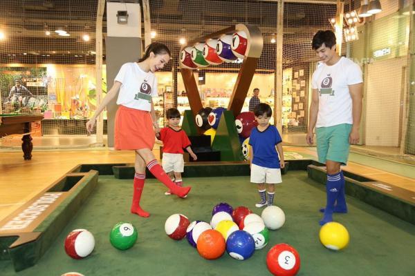 海港城有得玩「桌上足球」租場費每位最平$15!