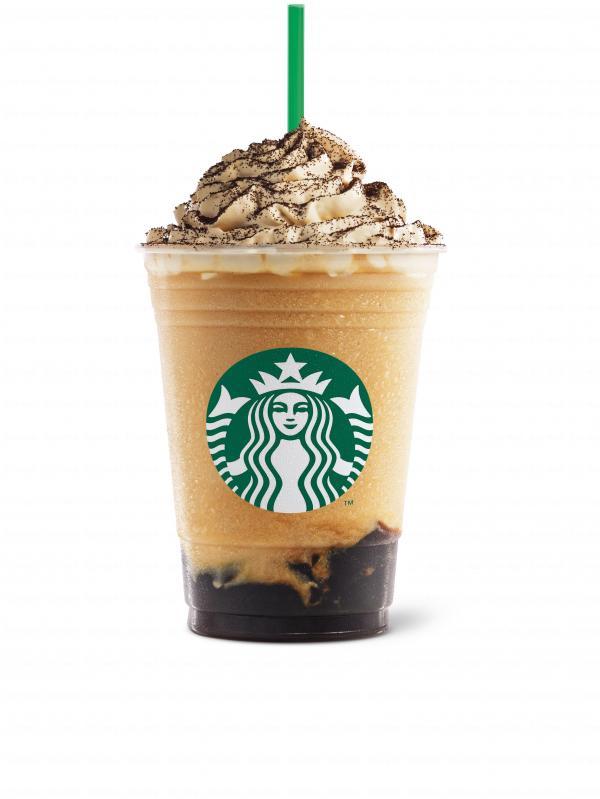 三重咖啡啫喱星冰樂