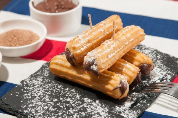 Churros d'Amour搬遷優惠  免費派西班牙小食