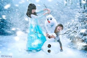 今個暑假探索Frozen冰雪小鎮之5大攻略