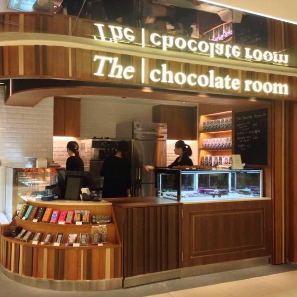 The Chocolate Room@新港城中心 (圖: FB@The Chocolate Room)