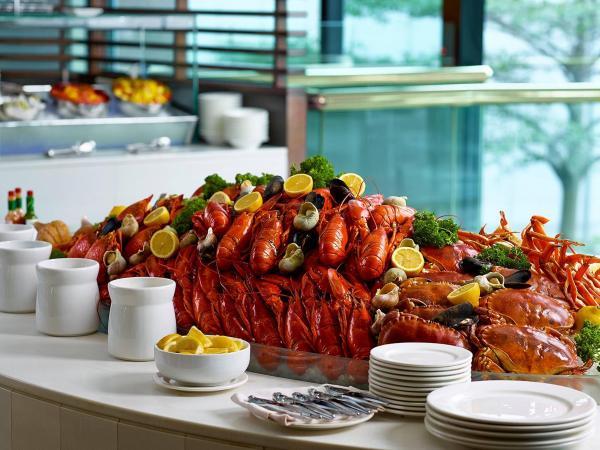 千禧新世界酒店自助餐 亞洲美食巡禮(圖:FB@New World Millennium Hong Kong Hotel 千禧新世界香港酒店)