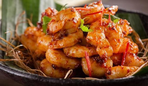 千禧新世界酒店自助餐 亞洲美食巡禮