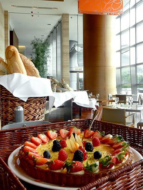 星期日限定!諾富特東薈城半自助早午餐(圖:FB@Novotel Citygate Hong Kong)