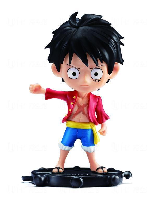 路飛 (Luffy)