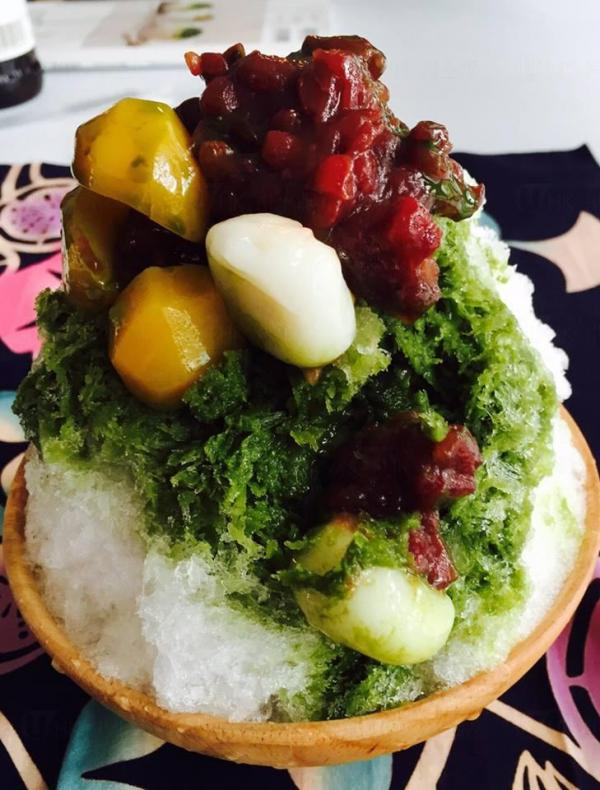 沖繩海之家冰店 (FB@沖縄 美ら海の家 カキ氷)
