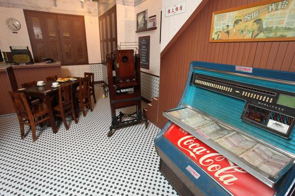 懷舊冰室收藏品 (圖: 官方圖片)